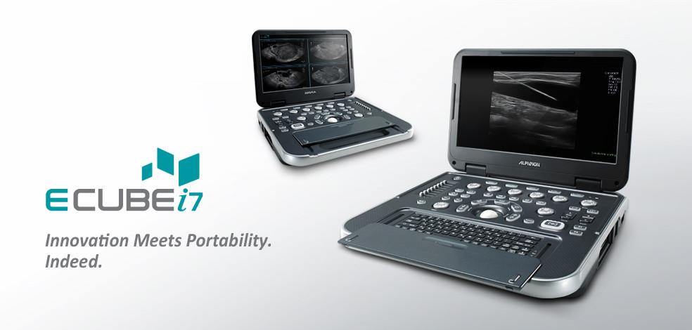 Ультразвуковой сканер Alpinion E-CUBE i7