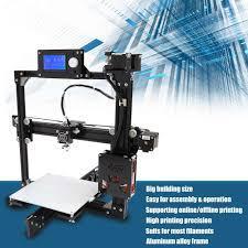 3D принтер ANET A2 (монтаж)