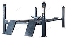 Подъемник четырехстоечный, c траверсой, г/п 5 тонн NORDBERG