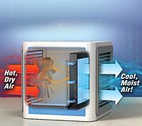Портативный мини-кондиционер Chilly Air, фото 2