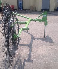 Грабли-ворошилки навесные Турция Agrolead 2.6м,3.3м, фото 2