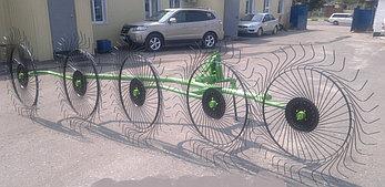 Грабли-ворошилки навесные Турция Agrolead 2.6м,3.3м, фото 3