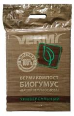 Вермикомпост БИОГУМУС универсальный (10 литров)