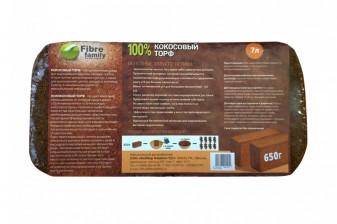 Выращивание рассады Кокосовый торф