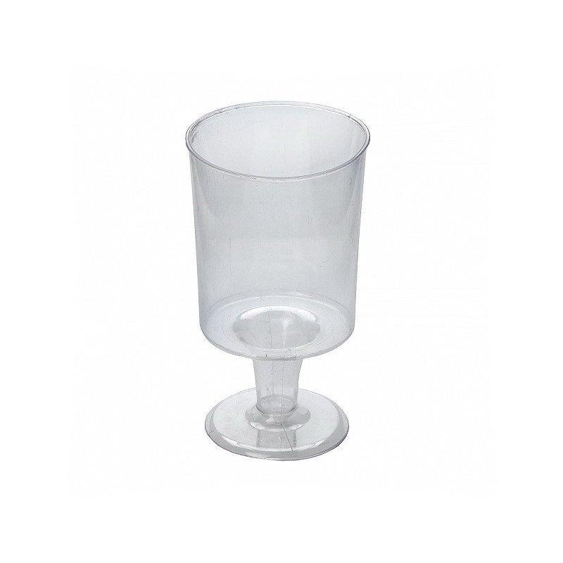 Рюмка для холодных напитков, 0.05л, прозрачный, кристалл, 20 шт