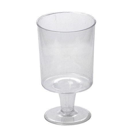 Рюмка для холодных напитков, 0.1л, прозрачный, кристалл, 420 шт, фото 2