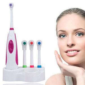 Зубная щётка электрическая ELECTRIC TOOTHBRUSH со сменными насадками