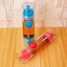 Бутылка-дозатор с распылителем для масла и соуса 2 WAY Soy sauce Bottle, фото 3