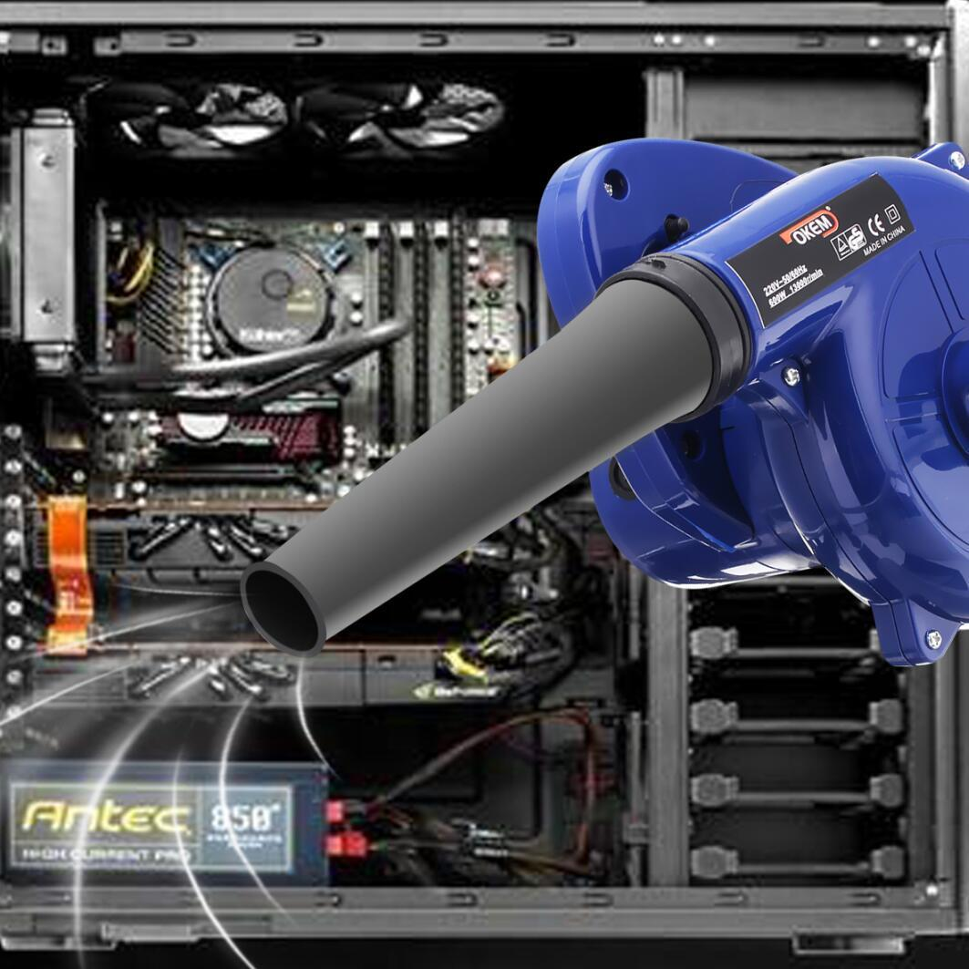 Воздуходувка (дутель) для прочистки компьютерной и бытовой техники от пыли
