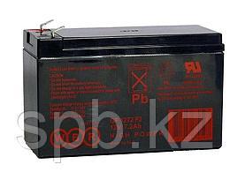 Аккумуляторная батарея WBR GP 1272 F2 28W/12V/7Ah