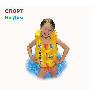 Детский жилет для плавания Bestwey 32034 (на 3-6 лет), фото 2