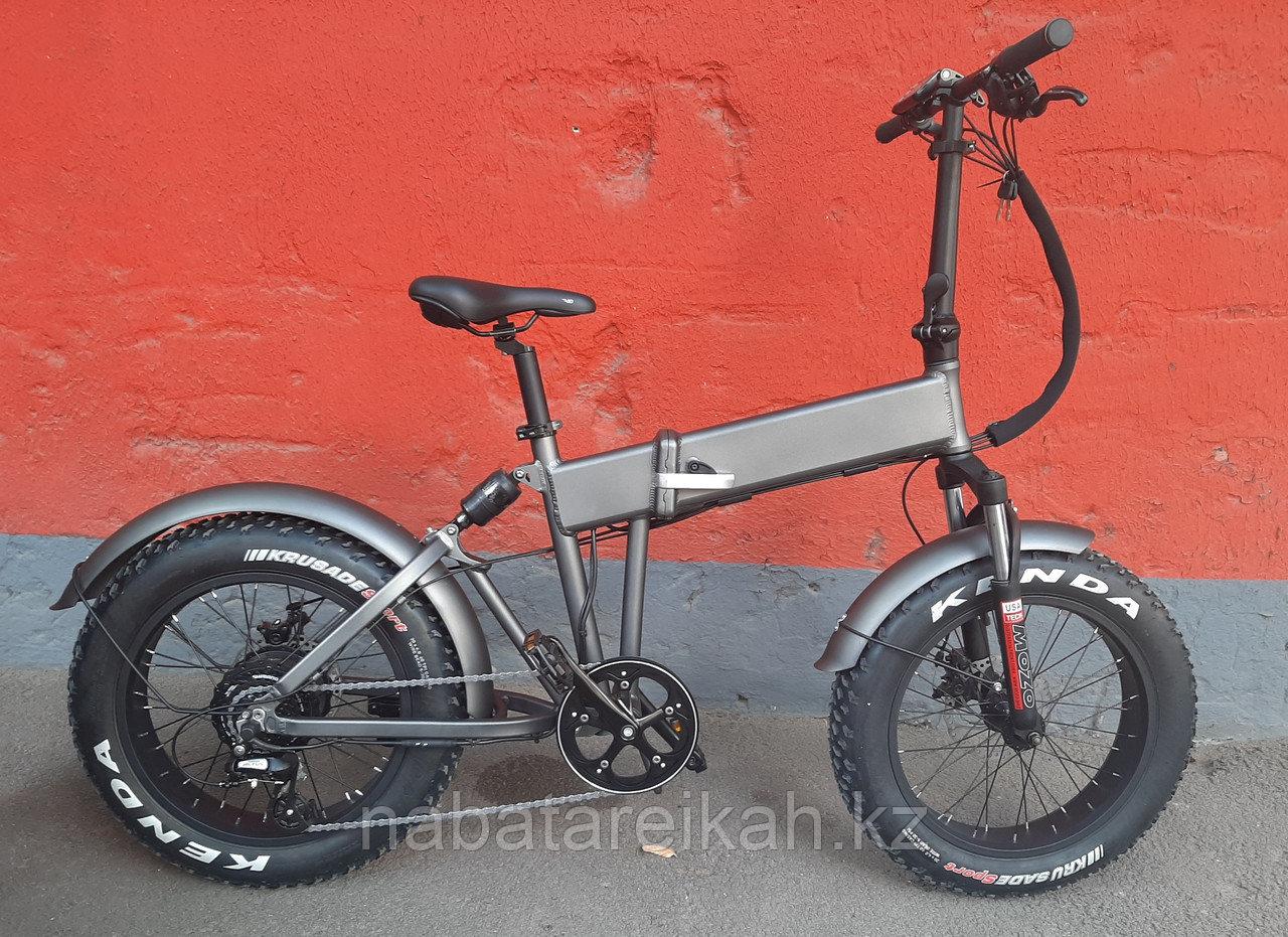 Электровелосипед фэтбайк складной Volta Fat Fold,