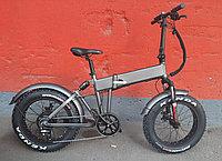 Электровелосипед фэтбайк складной Volta Fat Fold,, фото 1