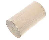 Цилиндр из липы 100Х100Х200мм используется для изготовления скульптур из дерева, 0.730кг