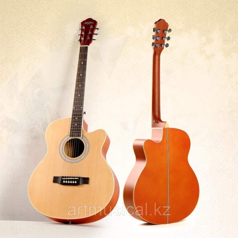 Концертная гитара Caravan music HS-4040 NT