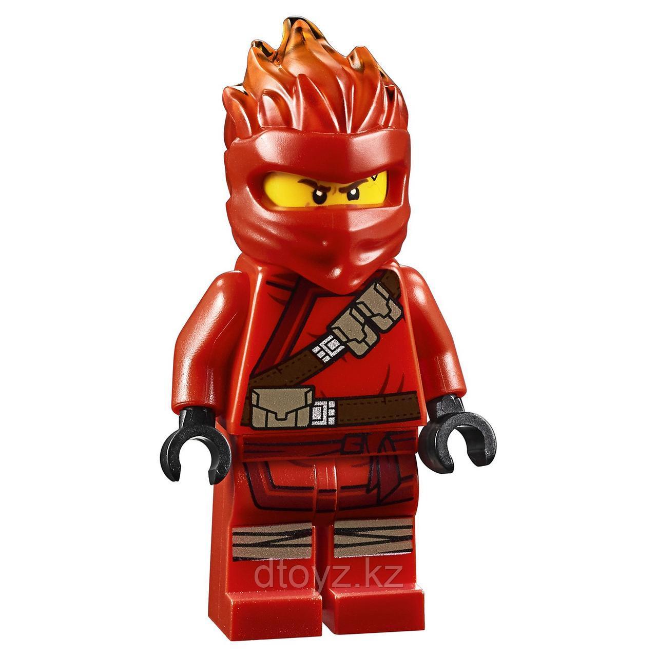 Lego Ninjago 70674 Огненный кинжал, Лего Ниндзяго - фото 4