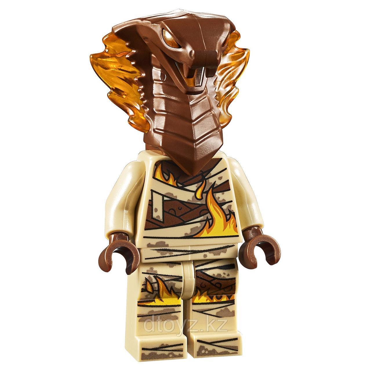 Lego Ninjago 70674 Огненный кинжал, Лего Ниндзяго - фото 8