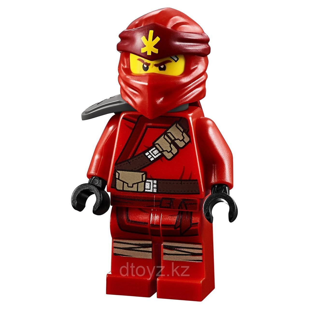 Lego Ninjago 70675 Внедорожник Катана 4x4, Лего Ниндзяго - фото 4