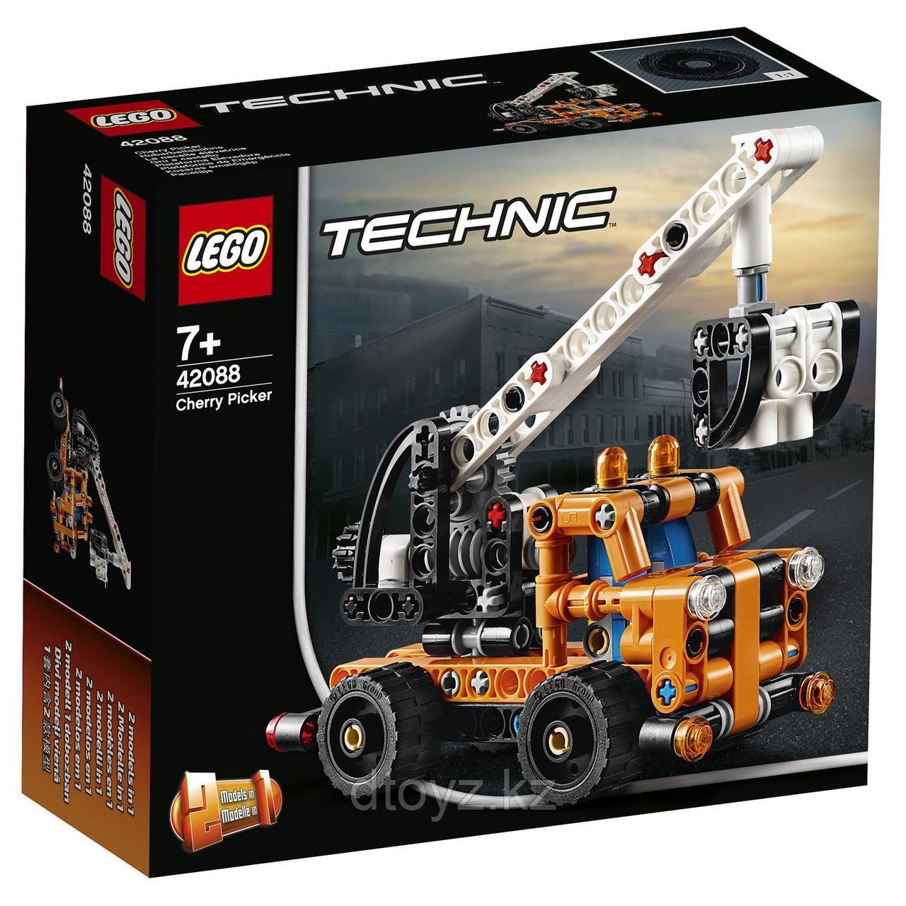 Lego Technic 42088 Ремонтный автокран, Лего Техник