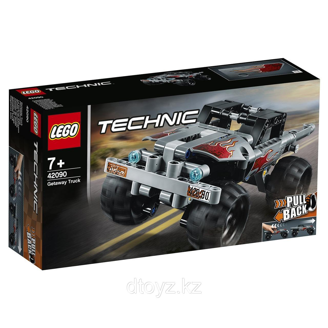 Lego Technic 42090 Машина для побега, Лего Техник