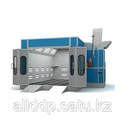 Покрасочныекамеры для автомобилей и мебели GPro CSB-35