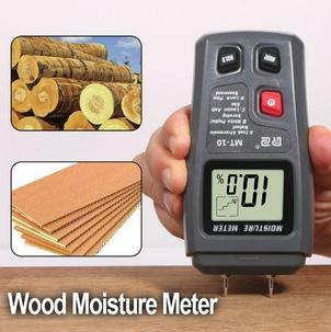 Влагомер древесины игольчатый RZ MT10, фото 2