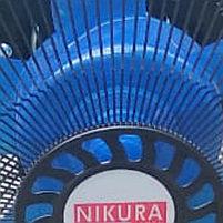 Вентилятор электрический Nikura  YL-1805 3 в 1 напольный, настольный и настенный, фото 2