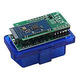 Универсальный автосканер ELM327 OBD2 V1.5 Bluetooth чип 2PCB PIC18F25K80 (2 платы), фото 4