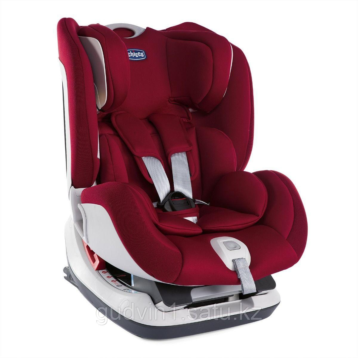Chicco: Автокресло Seat Up 012 Red Passion (0-25 kg) 0+ код: 1066011