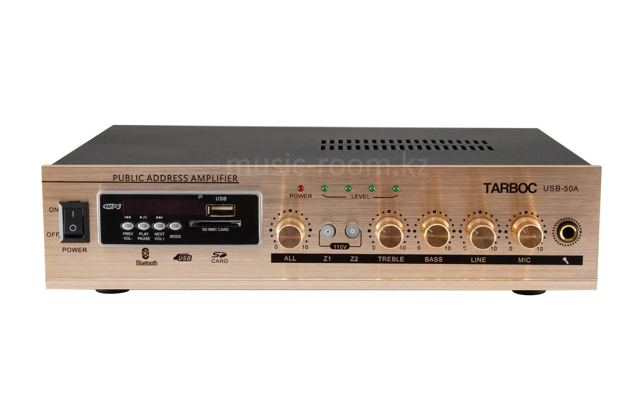 Усилитель трансляционный Tarboc USB-50A - фото 3