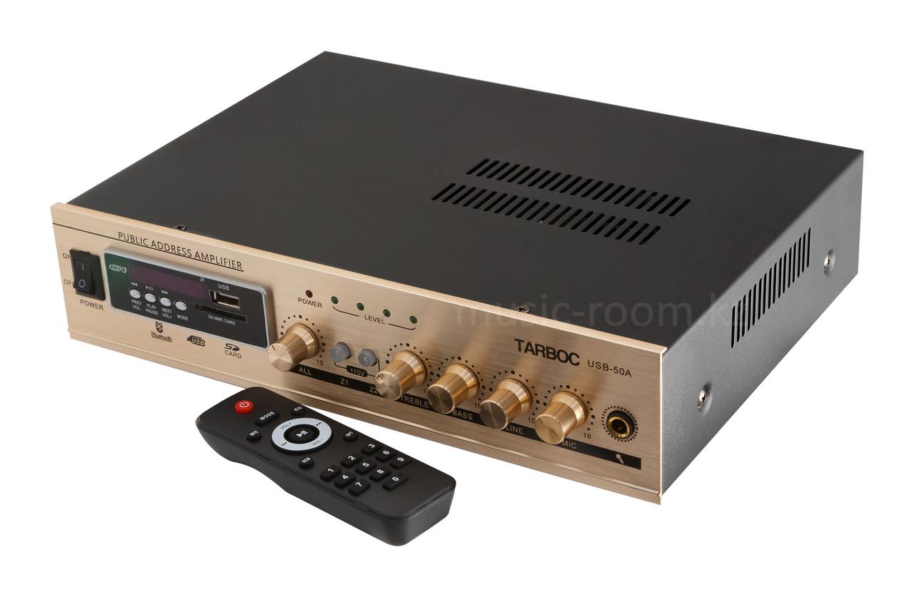Усилитель трансляционный Tarboc USB-50A - фото 1