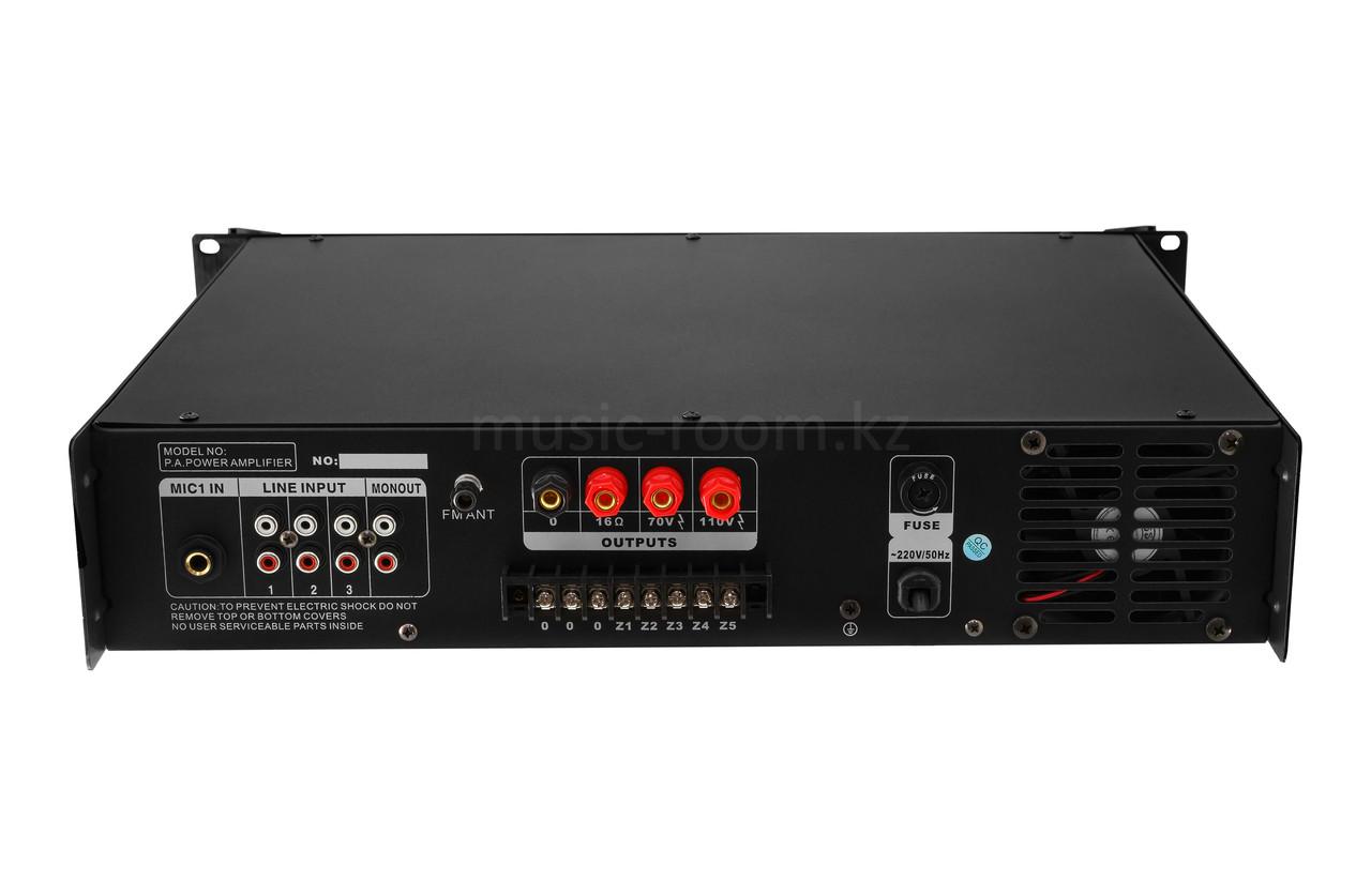 Усилитель трансляционныйTarboc MP-VCM 120L - фото 2