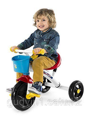 Chicco: Велосипед 3-х колесный U-GO 18м+ код: 834389