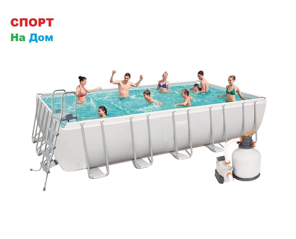 Каркасный бассейн Bestwey 56471 (671 х 366 х 132 см, на 26845 литров)