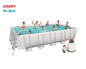 Каркасный бассейн Bestwey 56471 (671 х 366 х 132 см, на 26845 литров), фото 2