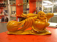 Будда с мешком денег