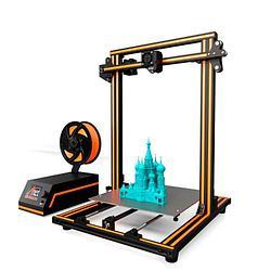 3D принтер ANET E16 (монтаж)