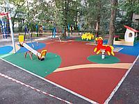 Строительство детских площадок, фото 1