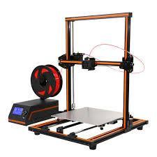 3D принтер ANET E12 (монтаж)