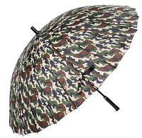 Зонт камуфляжный трость