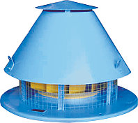 Вентилятор крышной радиальный ВКР - 4 с эл.дв. 0,37х1000 об/мин | 3300 м3/час, фото 1