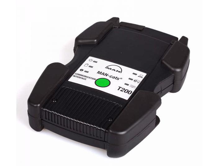 N00170 MAN T200 - дилерский автосканер для техники  MAN
