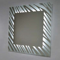 """Зеркало Континент """"Nice LED"""" (770x770)"""