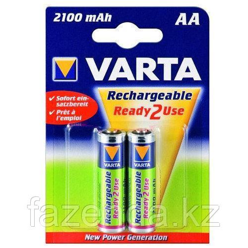 Батарейка Varta r2u micro 2100mAh (пальчиковые)
