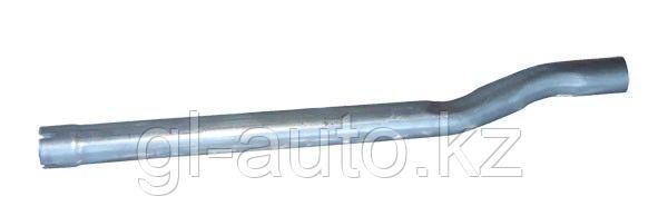 Труба промежуточная левая глушителя