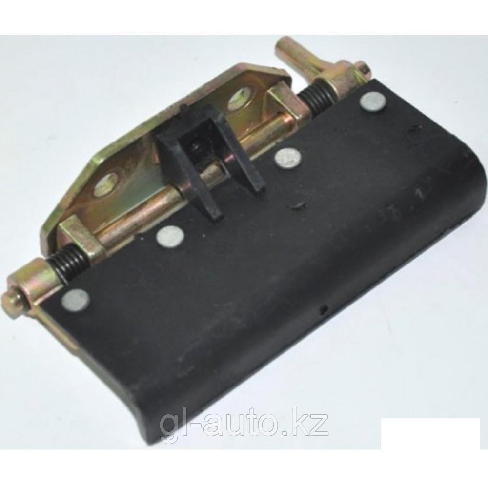 Ручка двери  Г-3302 наруж.левая стальная (усилен)