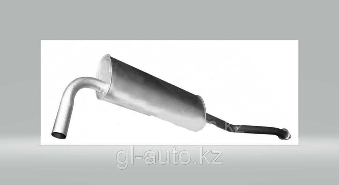 Глушитель  Евро- 4 ВЗ
