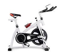 Велотренажер Spin Bike (Белый)