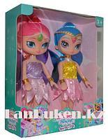 Набор из двух кукол Шиммер и Шайн платья в ассортименте