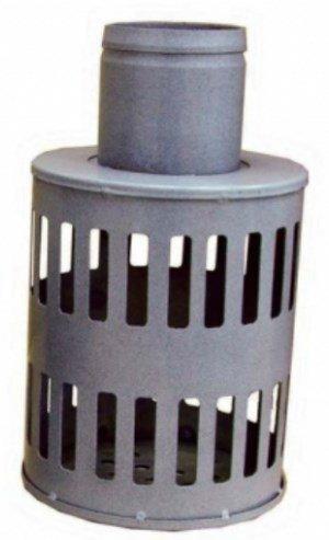 Фильтр для шланга мотопомпы CHAMPION D=100мм